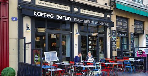 LYON 2 – Kaffee Berlin